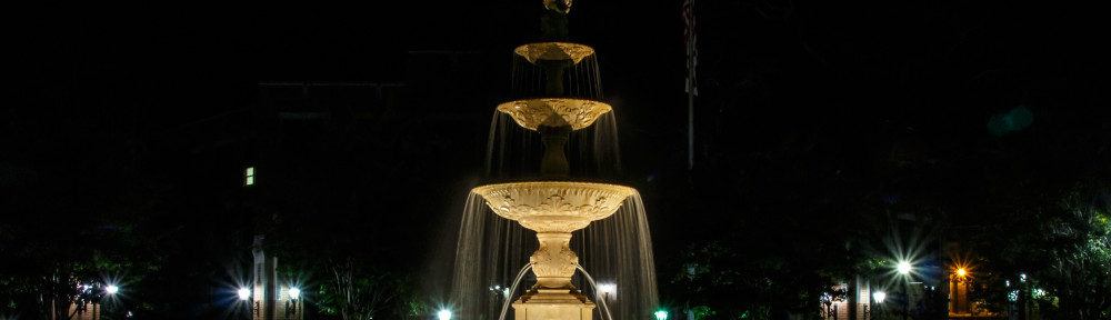 UNA Fountain Pictures