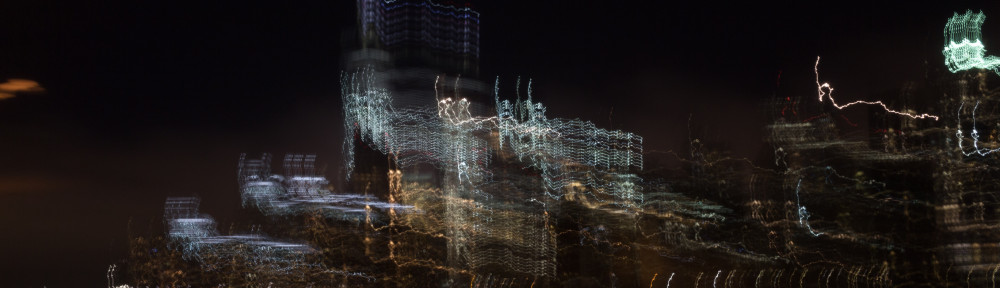 Fun with Motion Blur in New York City