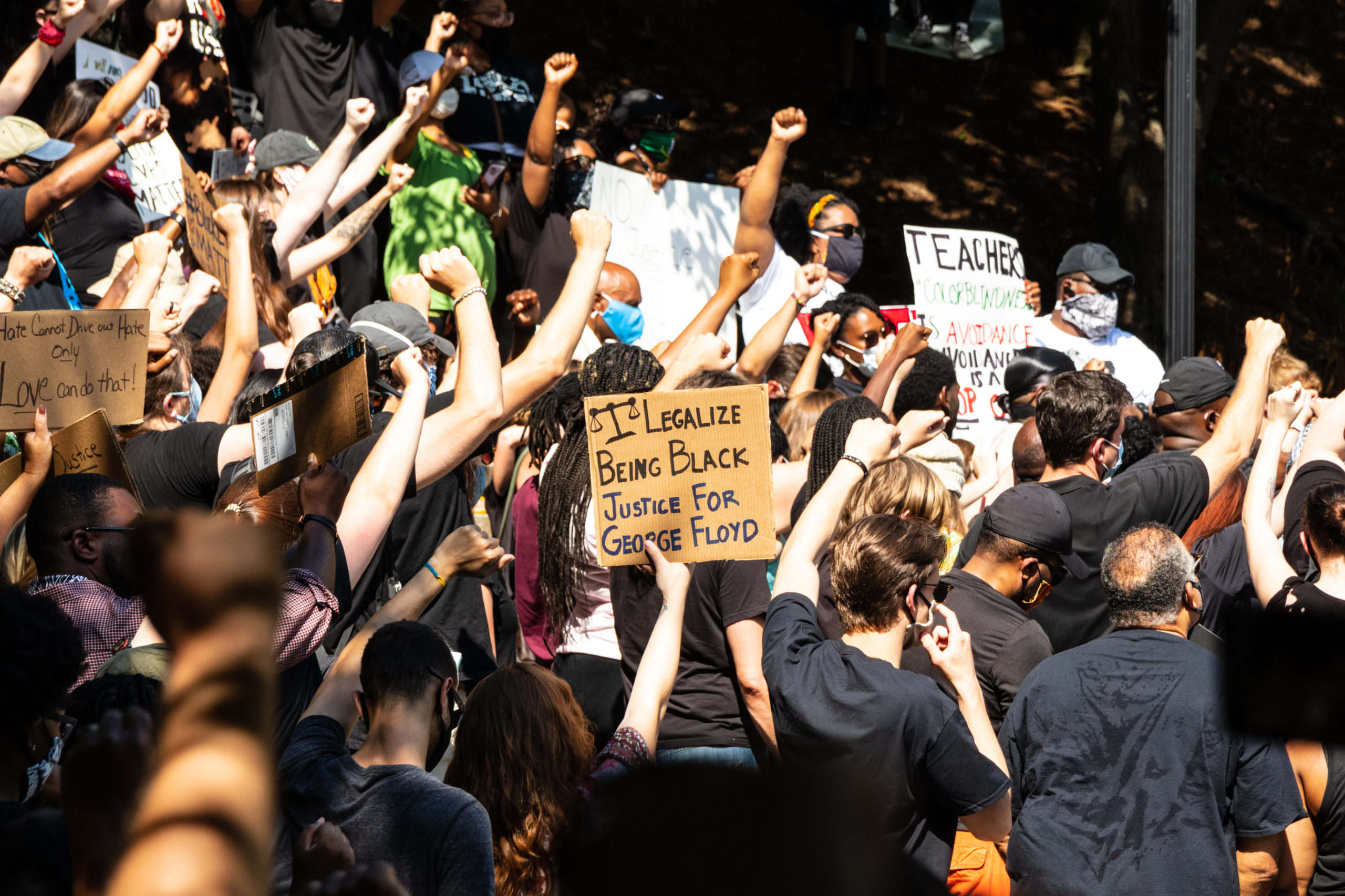 Black Lives Matter Rally – Huntsville, AL 6/1/2020